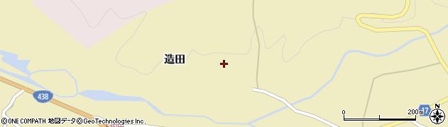 香川県仲多度郡まんのう町造田桜町周辺の地図