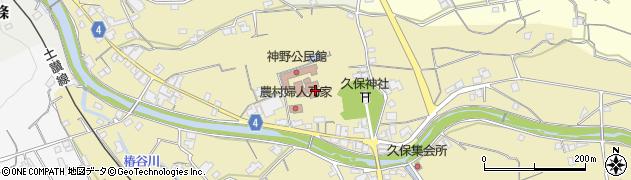香川県仲多度郡まんのう町岸上周辺の地図