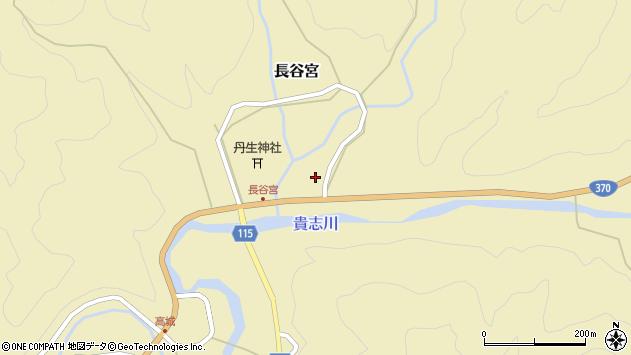 〒640-1471 和歌山県海草郡紀美野町長谷宮の地図
