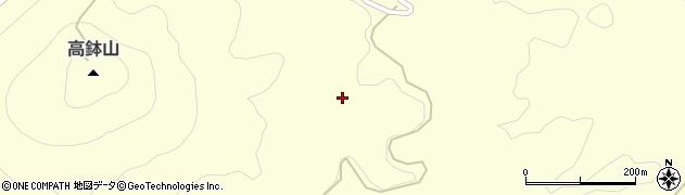 香川県綾歌郡綾川町西分周辺の地図