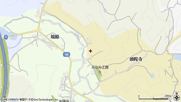〒640-0314 和歌山県和歌山市頭陀寺の地図
