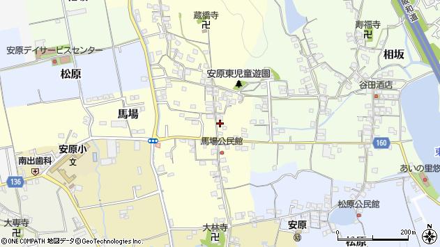〒640-0353 和歌山県和歌山市馬場の地図