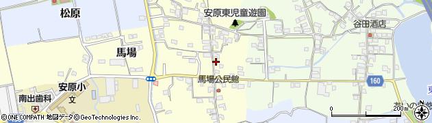 和歌山県和歌山市馬場周辺の地図