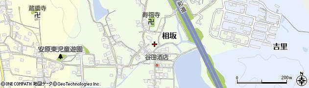 和歌山県和歌山市相坂周辺の地図