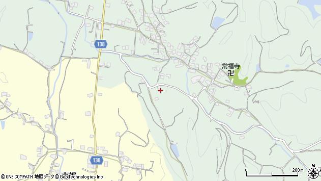 〒640-0316 和歌山県和歌山市大河内の地図