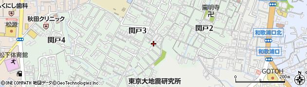 大島運送周辺の地図