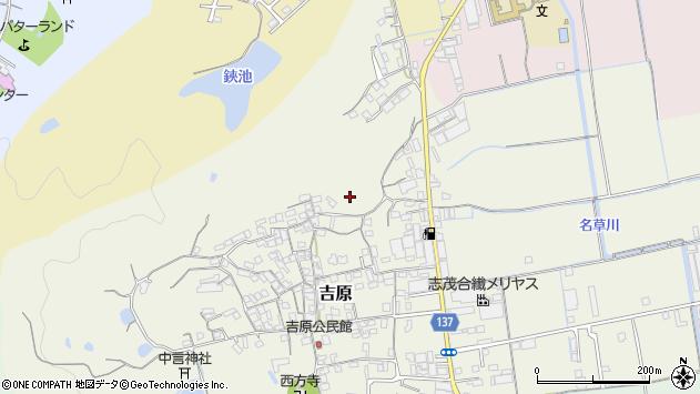 〒640-0331 和歌山県和歌山市吉原の地図