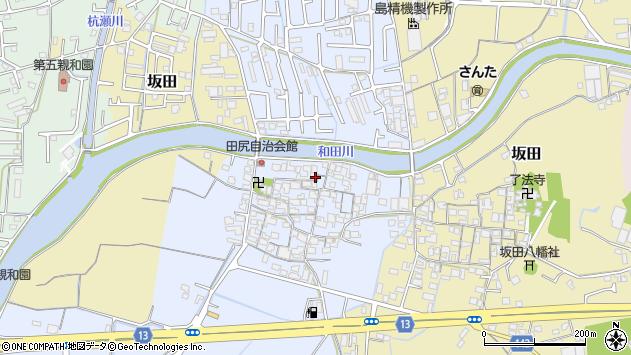 〒641-0005 和歌山県和歌山市田尻の地図