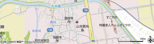 和歌山県和歌山市和田周辺の地図