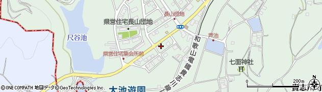 長山接骨院周辺の地図