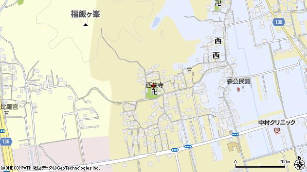 〒640-8313 和歌山県和歌山市西の地図
