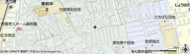 和歌山県和歌山市杭ノ瀬周辺の地図