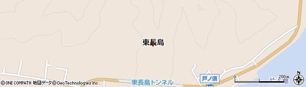 三重県紀北町(北牟婁郡)東長島周辺の地図