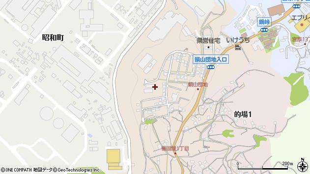 〒737-0012 広島県呉市警固屋の地図