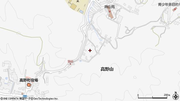 〒648-0211 和歌山県伊都郡高野町高野山の地図