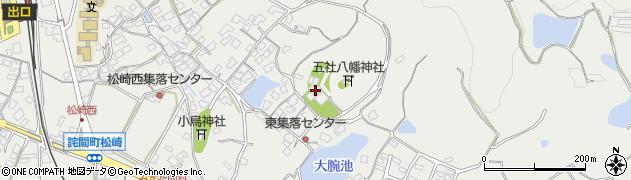 長寿院周辺の地図