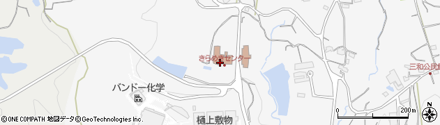 紀の川市社会福祉協議会本所周辺の地図