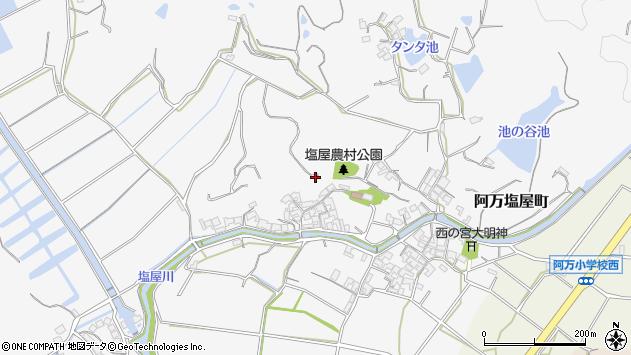 〒656-0543 兵庫県南あわじ市阿万塩屋町の地図