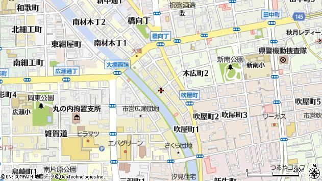 〒640-8326 和歌山県和歌山市新留丁の地図