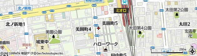 ぜんまい 鍼灸整体院周辺の地図