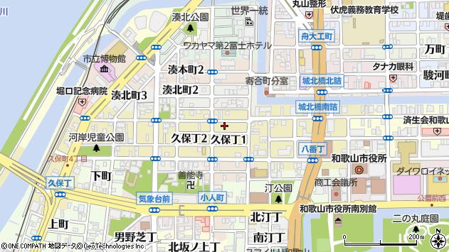 〒640-8224 和歌山県和歌山市小野町の地図
