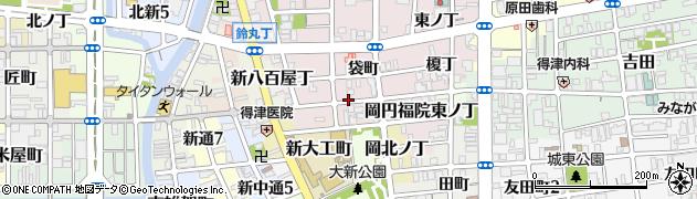 和歌山県和歌山市畑屋敷(円福院西ノ丁)周辺の地図