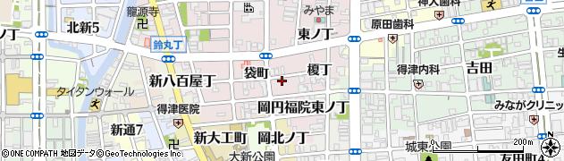 和歌山県和歌山市畑屋敷(葛屋丁)周辺の地図
