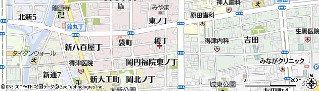 和歌山県和歌山市畑屋敷(榎丁)周辺の地図