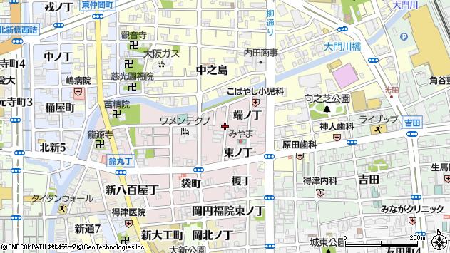 〒640-8394 和歌山県和歌山市畑屋敷千体仏丁の地図