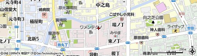 和歌山県和歌山市畑屋敷(兵庫ノ丁)周辺の地図