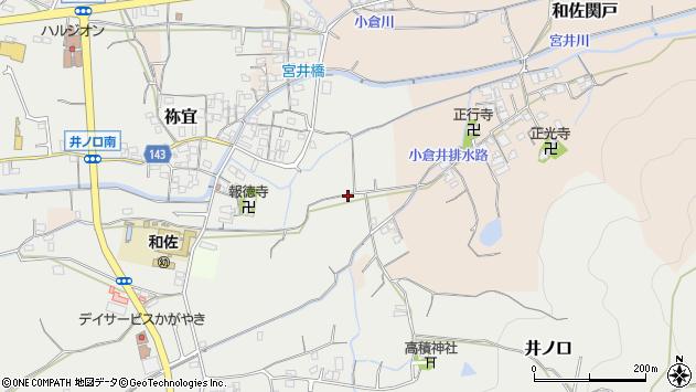 〒649-6323 和歌山県和歌山市井ノ口の地図