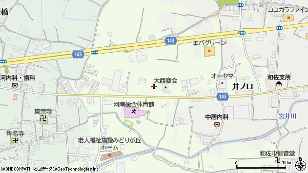 〒649-6326 和歌山県和歌山市和佐中の地図