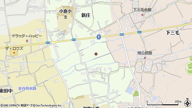 〒649-6264 和歌山県和歌山市新庄の地図