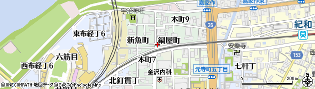 TMファクトリー周辺の地図