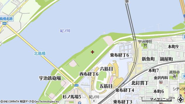 〒640-8078 和歌山県和歌山市宇治鉄砲場の地図