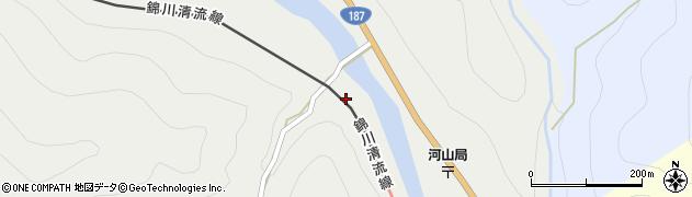山口県岩国市美川町四馬神(須田多)周辺の地図