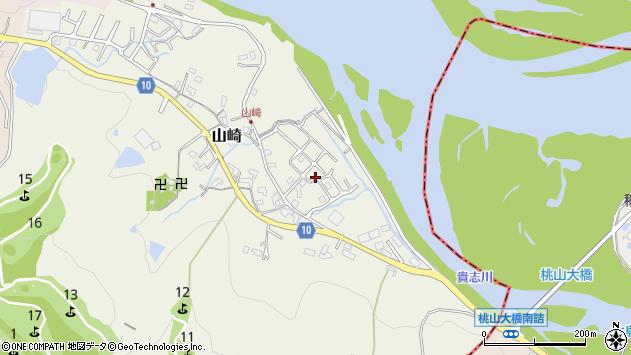 〒649-6224 和歌山県岩出市山崎の地図