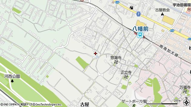 〒640-8435 和歌山県和歌山市古屋の地図