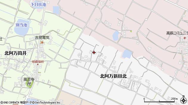 〒656-0533 兵庫県南あわじ市北阿万新田中の地図