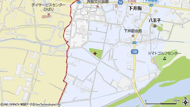 〒649-6426 和歌山県紀の川市下井阪の地図