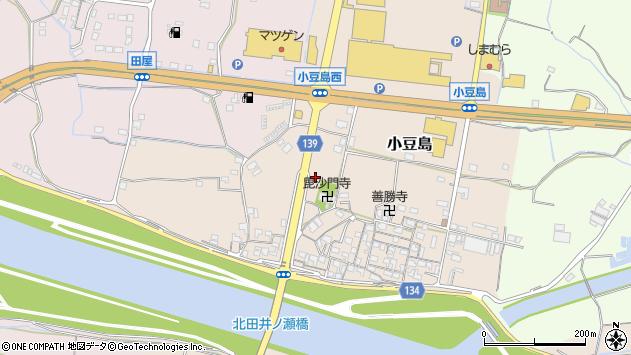 〒649-6336 和歌山県和歌山市小豆島の地図