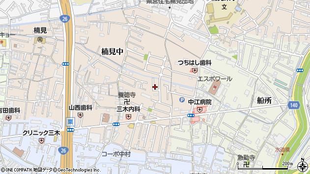 〒640-8463 和歌山県和歌山市楠見中の地図