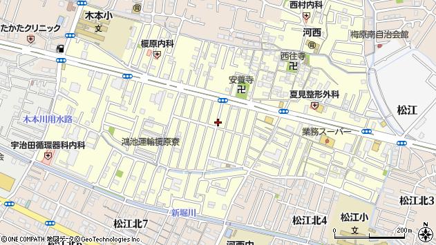 〒640-8434 和歌山県和歌山市榎原の地図