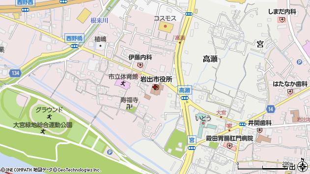 〒649-6200 和歌山県岩出市(以下に掲載がない場合)の地図