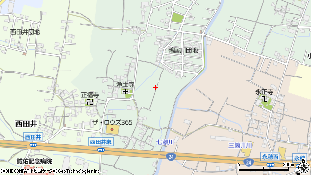 〒649-6334 和歌山県和歌山市北の地図