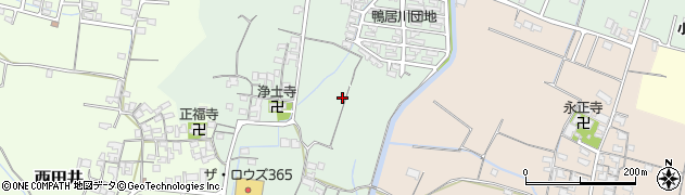 和歌山県和歌山市北周辺の地図