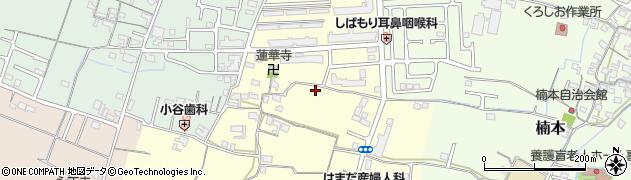 和歌山県和歌山市島周辺の地図