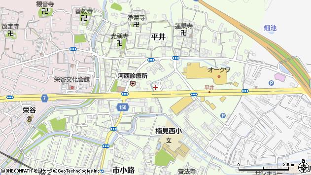 〒640-8442 和歌山県和歌山市平井の地図
