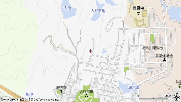 〒640-8472 和歌山県和歌山市大谷の地図