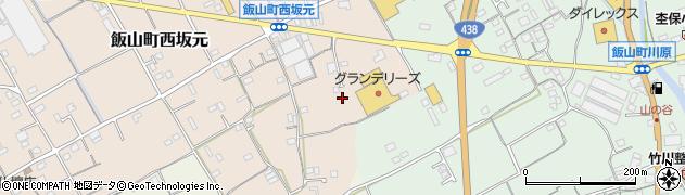 香川県丸亀市飯山町西坂元東国持周辺の地図